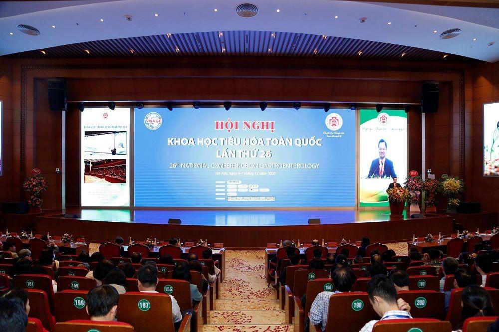 Hội nghị Khoa học Tiêu hóa toàn quốc lần thứ 26